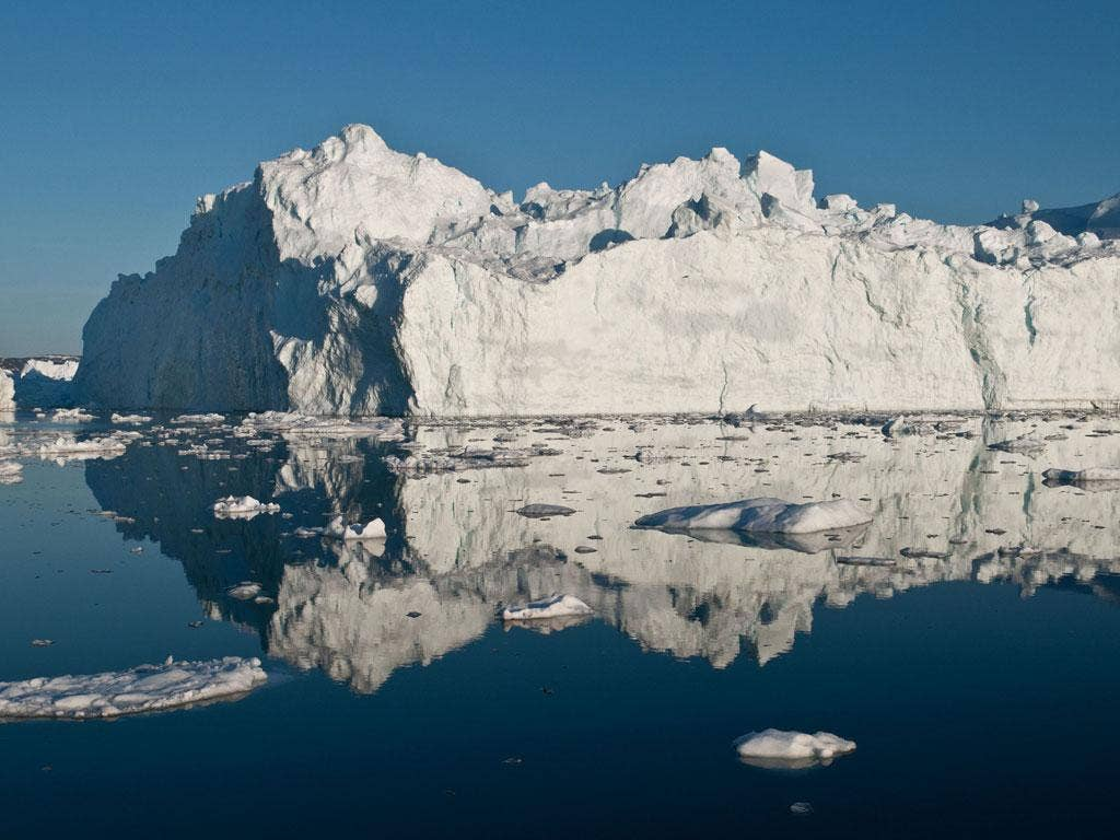 Polar ice sheets are now melting three times faster than in the 1990s, but so far that's added just less than half an inch to already rising global sea levels, a new giant scientific study says