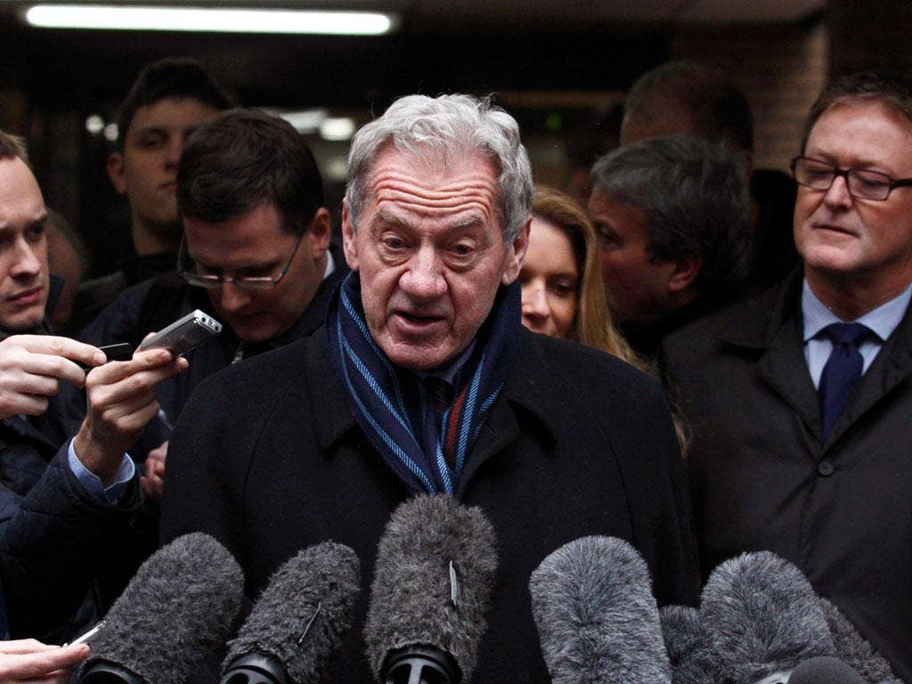 Milan Mandaric: 'The court case took a lot of smiles off my face'