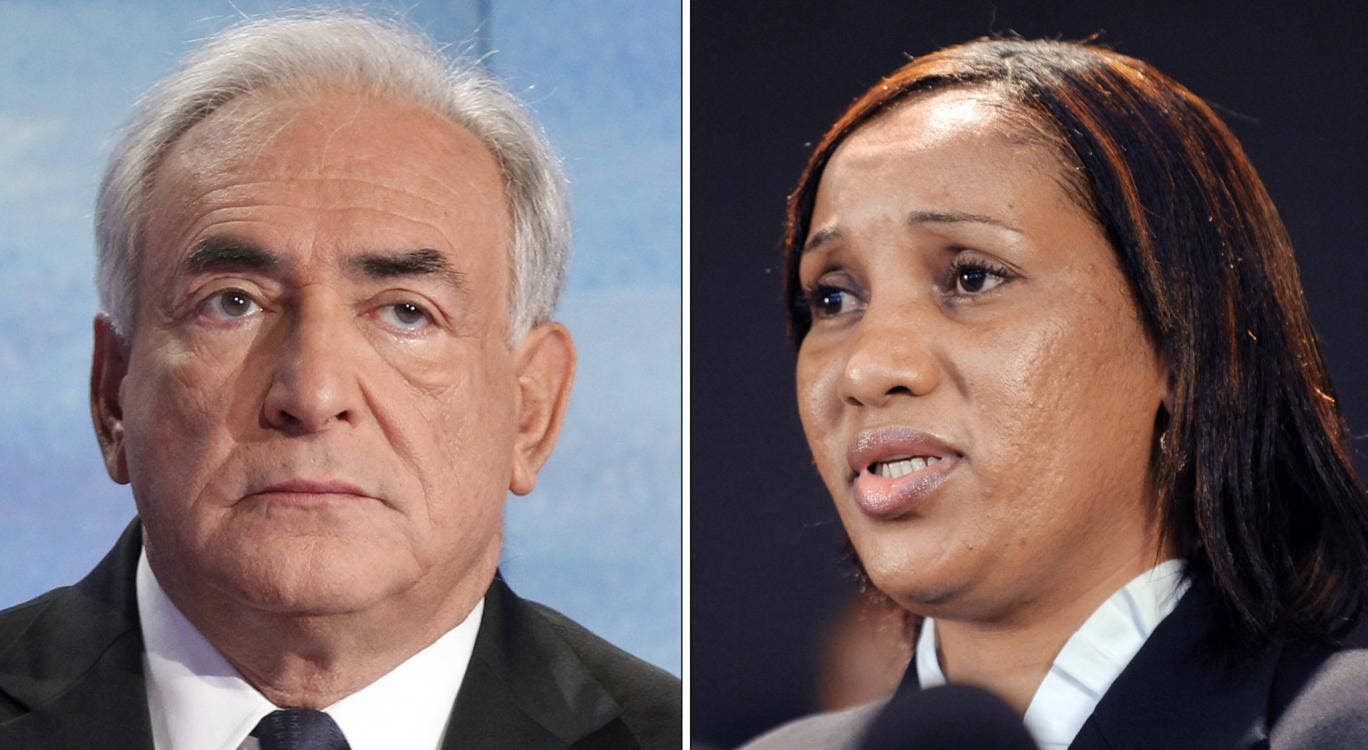 It had been rumoured that Dominique Strauss-Kahn and housekeeper Nafissatou Diallo made an as-yet-unsigned agreement within recent days