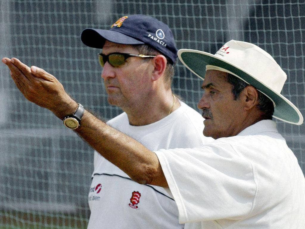 Eden appearance: Nari Contractor is the oldest surviving India captain