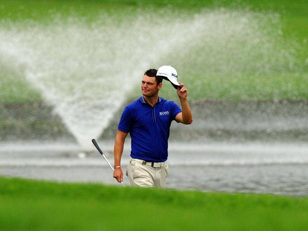 Martin Kaymer won the Nedbank Golf Challenge by two shots