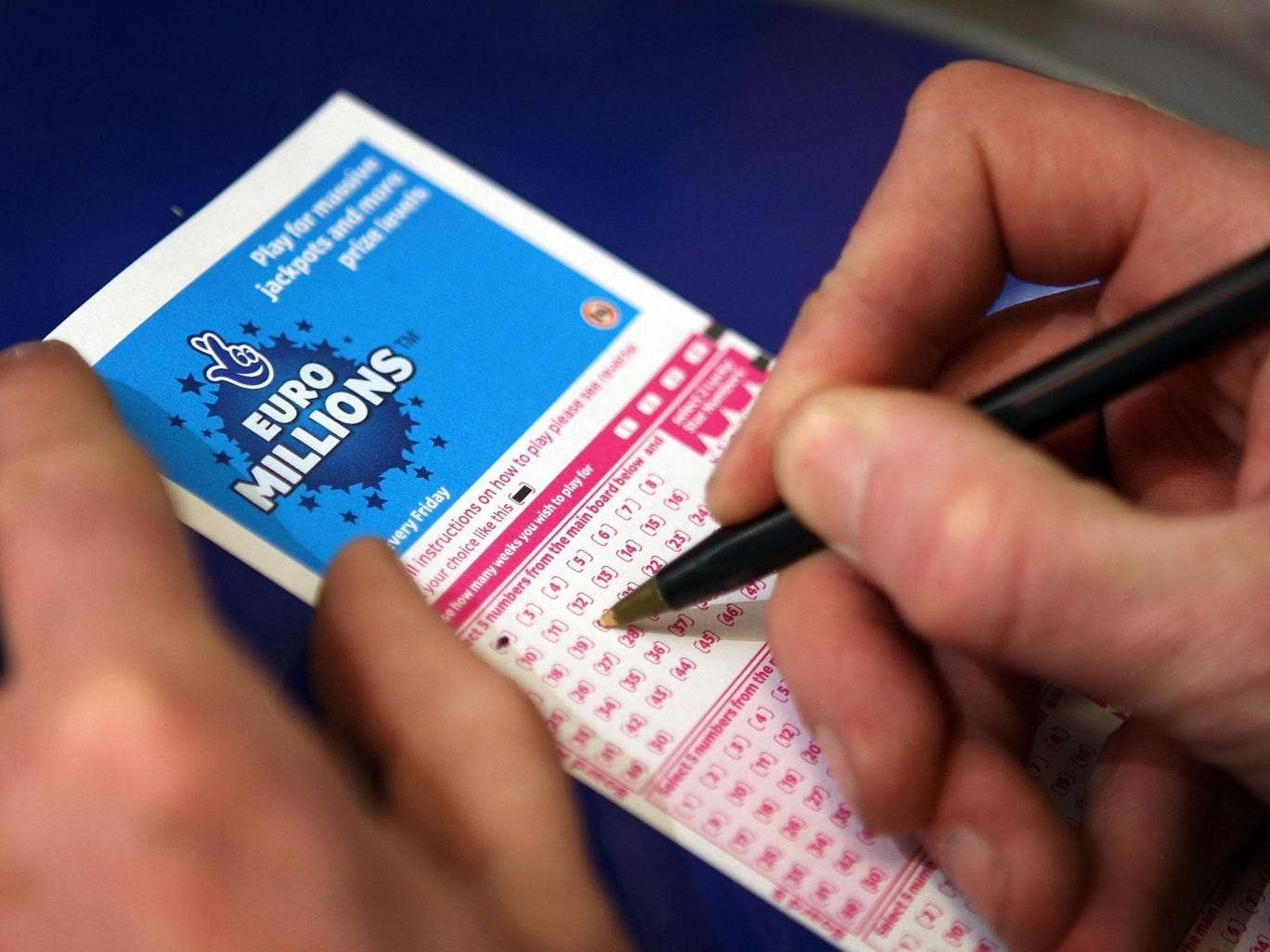 The lucky winner has until 11pm on Wednesday to cash in the ticket which was bought in the Stevenage and Hitchin area of Hertfordshire for the EuroMillions draw on Friday June 8.