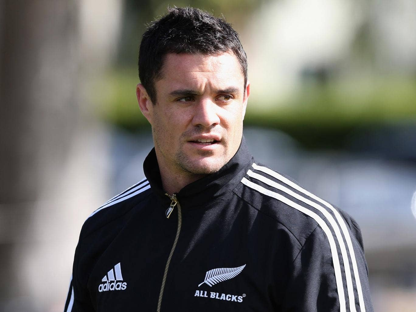 Dan Carter was named Player of the Year for a second time, at the IRB's annual awards
