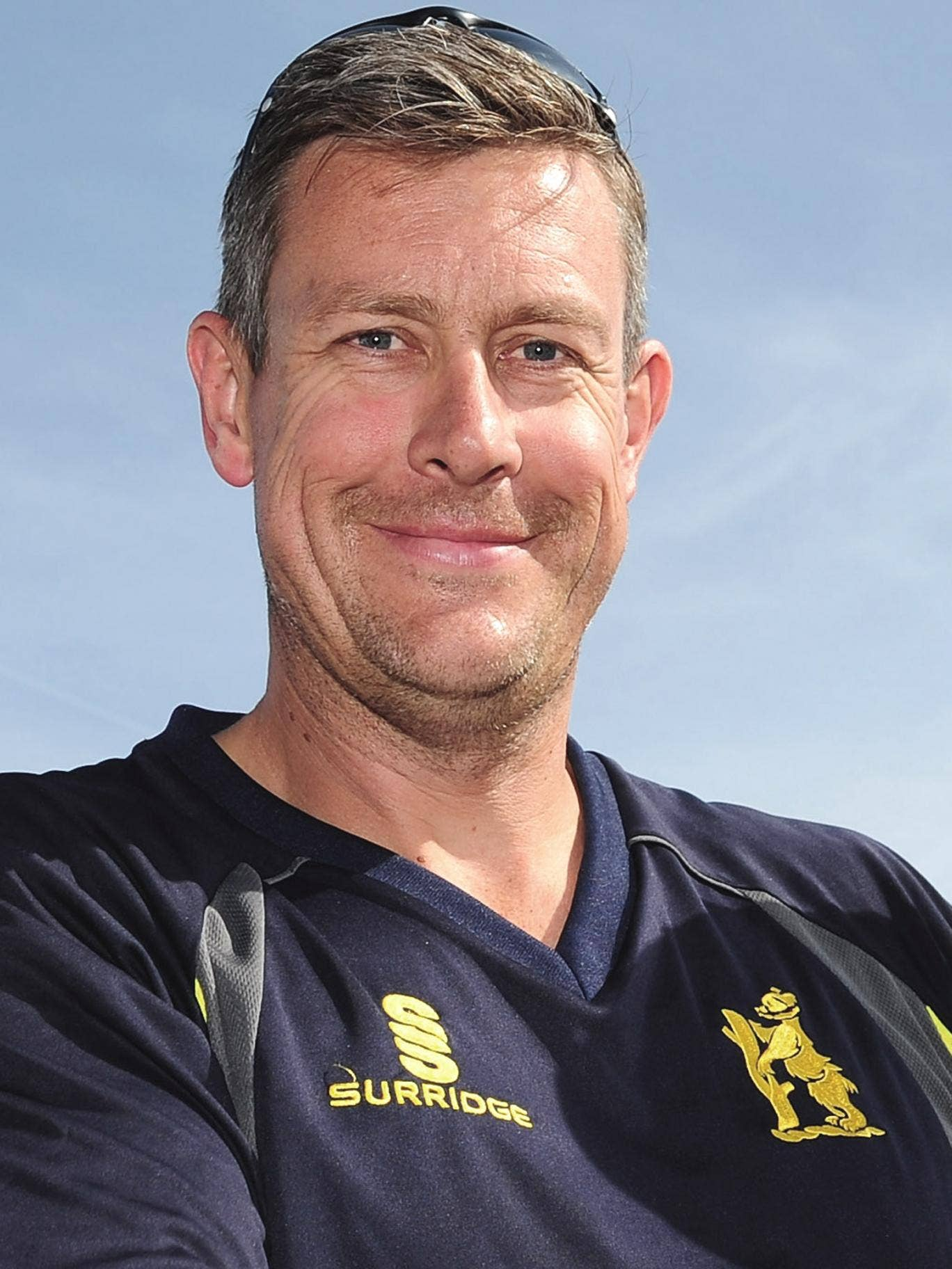 Ashley Giles will take charge of England's short-form sides
