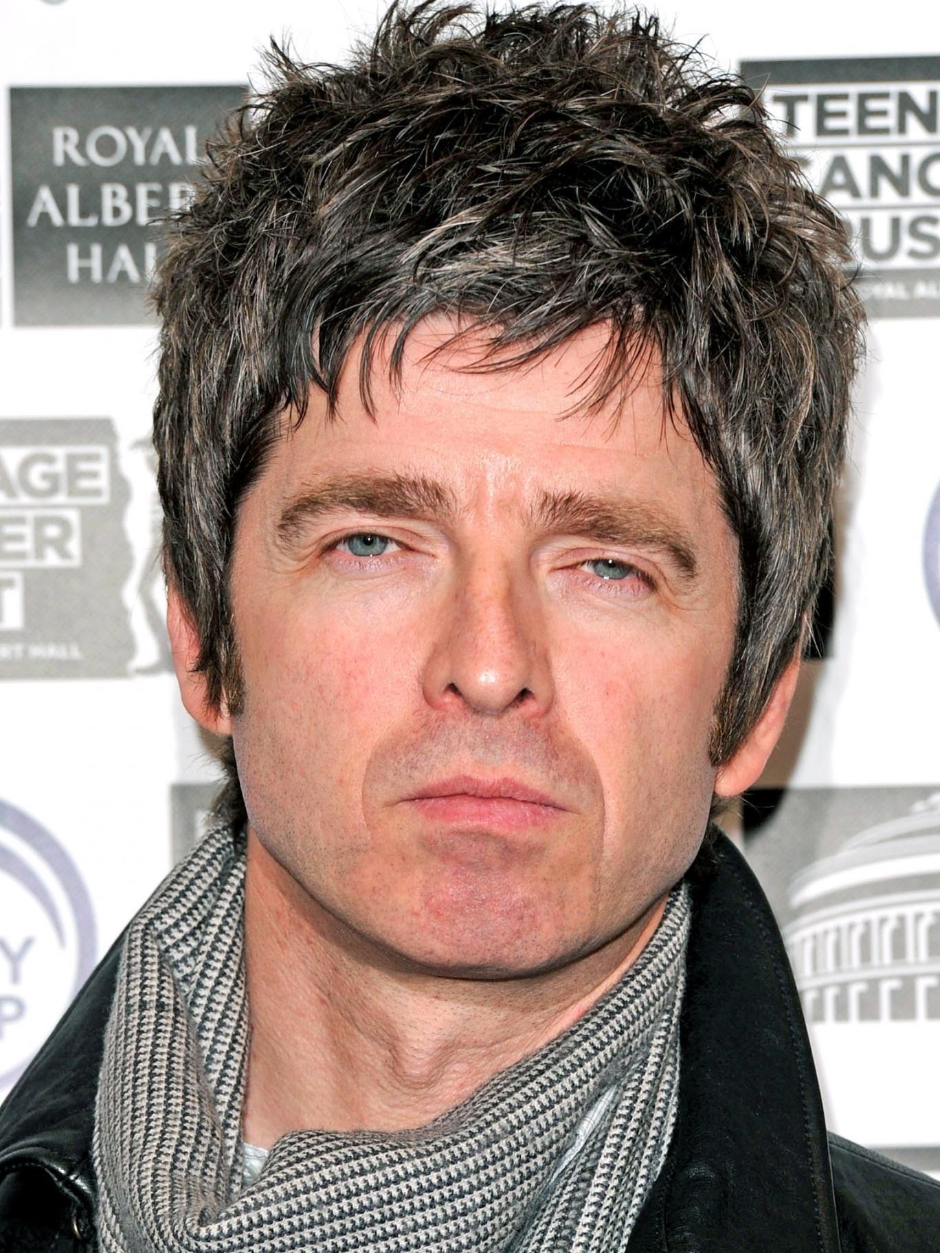 Oasis songwriter Noel Gallagher