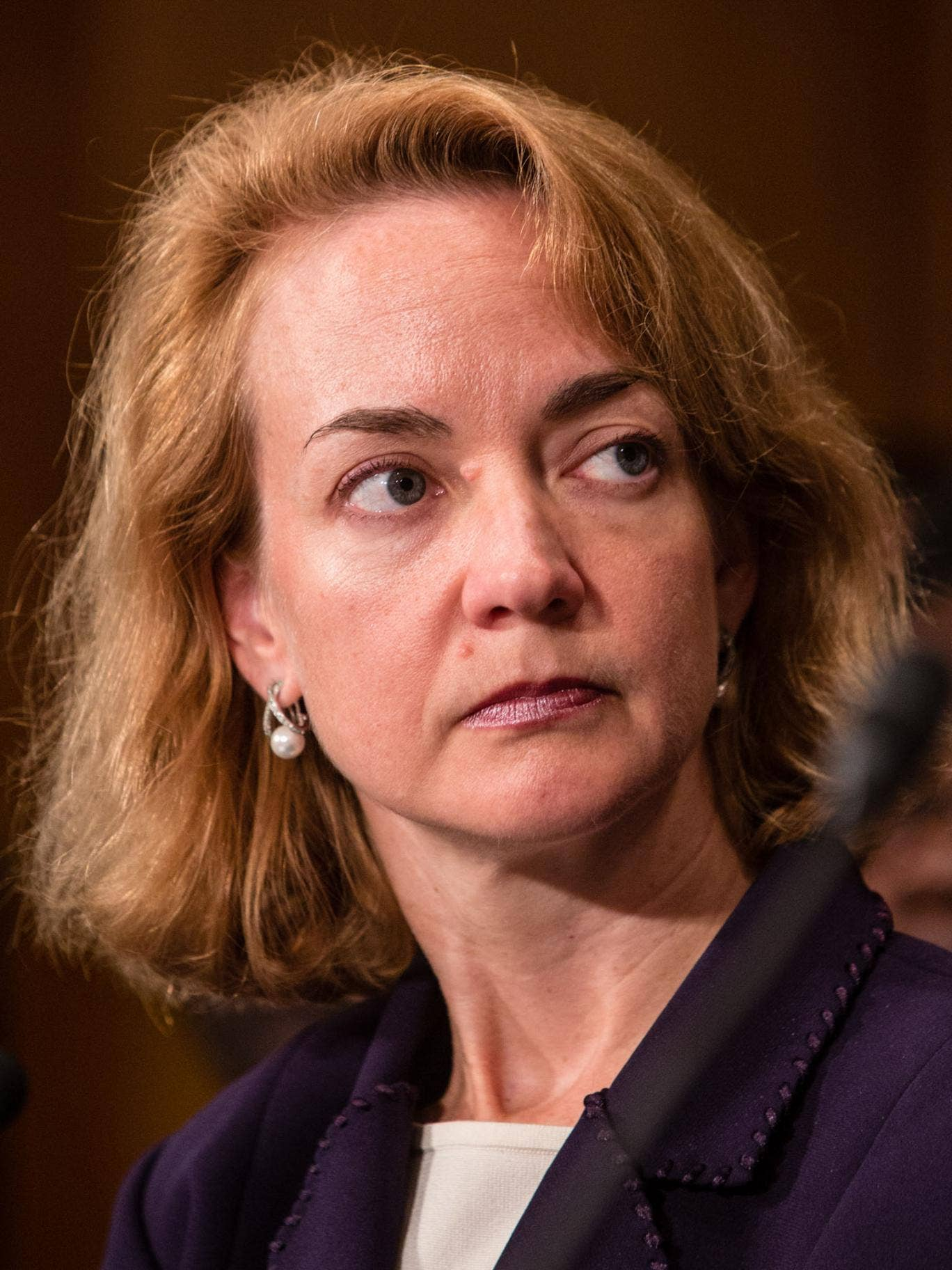 Amanda Dory, the Pentagon's deputy assistant secretary for Africa,