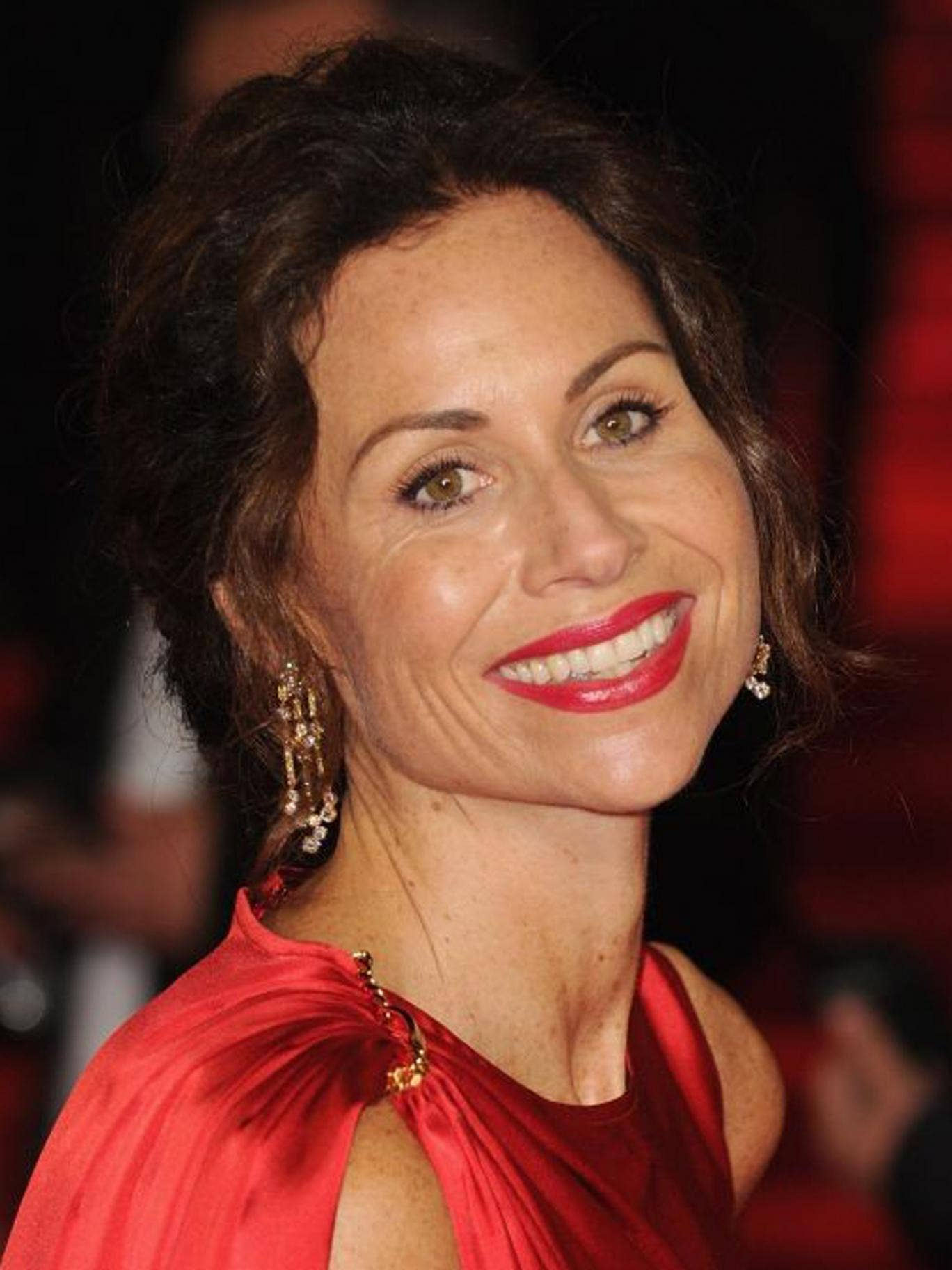 Minnie Driver (above), Paul Adelstein and Alfred Molina are turning out for Return to Zero