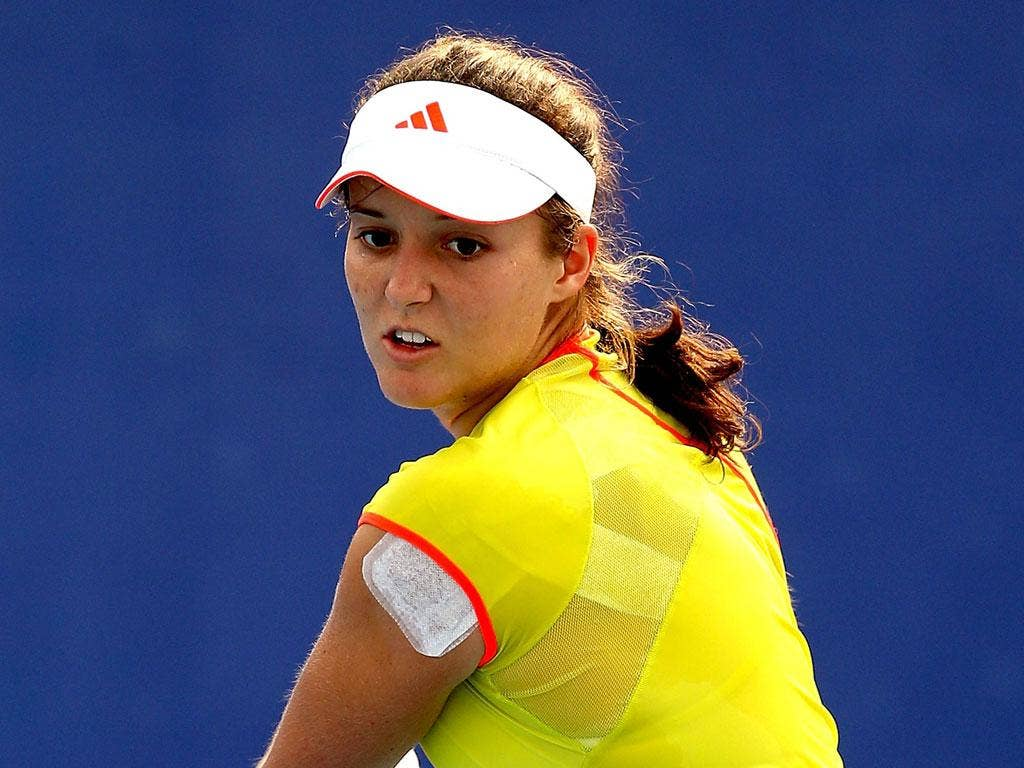 John McEnroe believes Laura Robson is an even better long-term prospect than Heather Watson