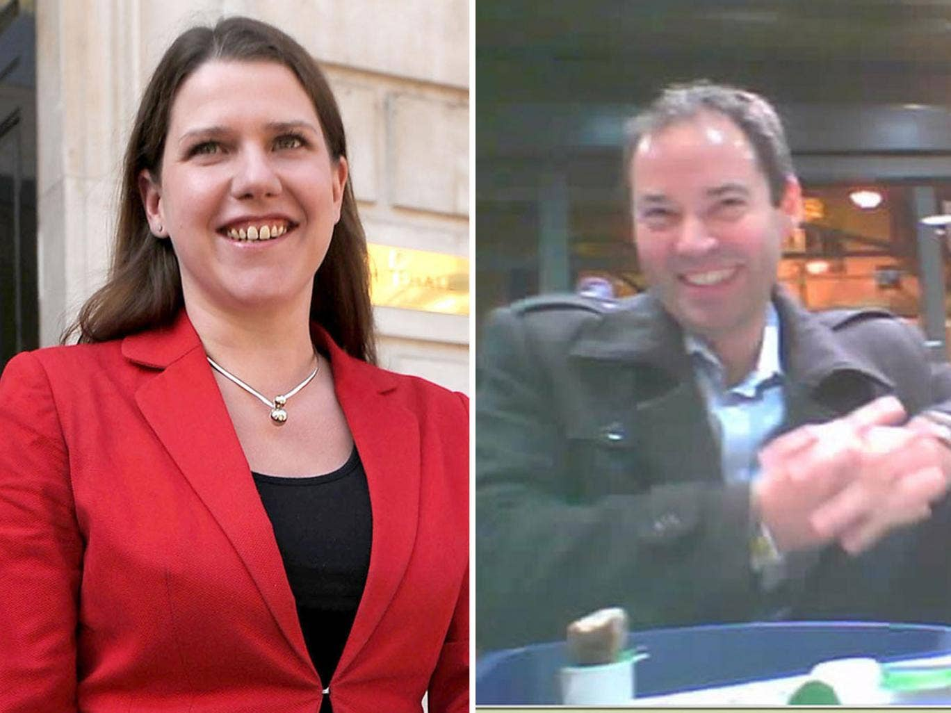 Jo Swinson calls in police over 'sex for tuition fees' which Mark Lancaster is allegedly involved in
