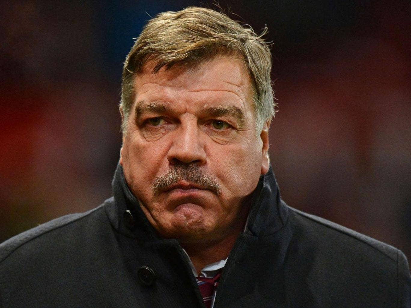 Sam Allardyce: The West Ham manager hopes to see the club build 'a new history'
