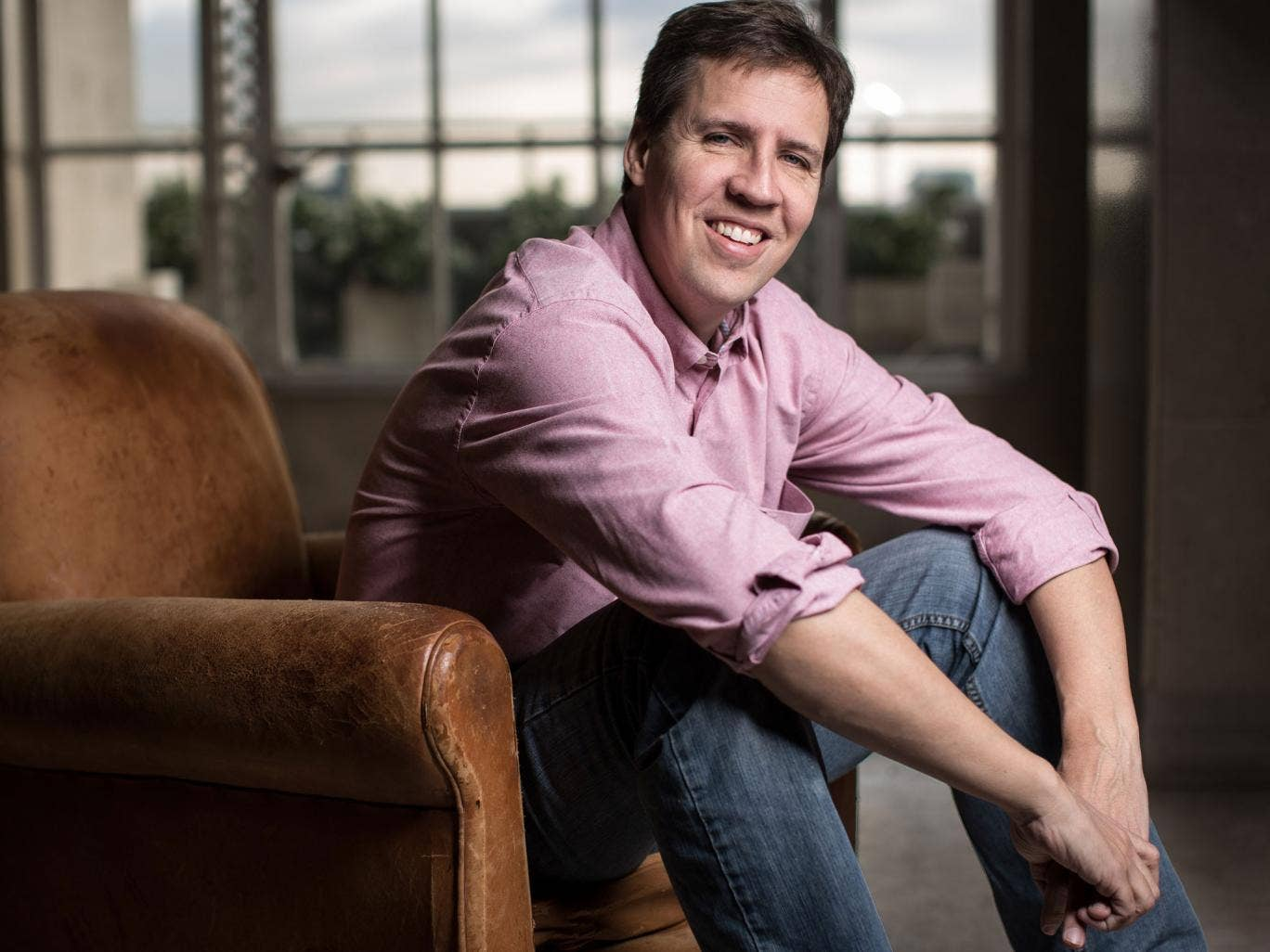 Jeff Kinney, author