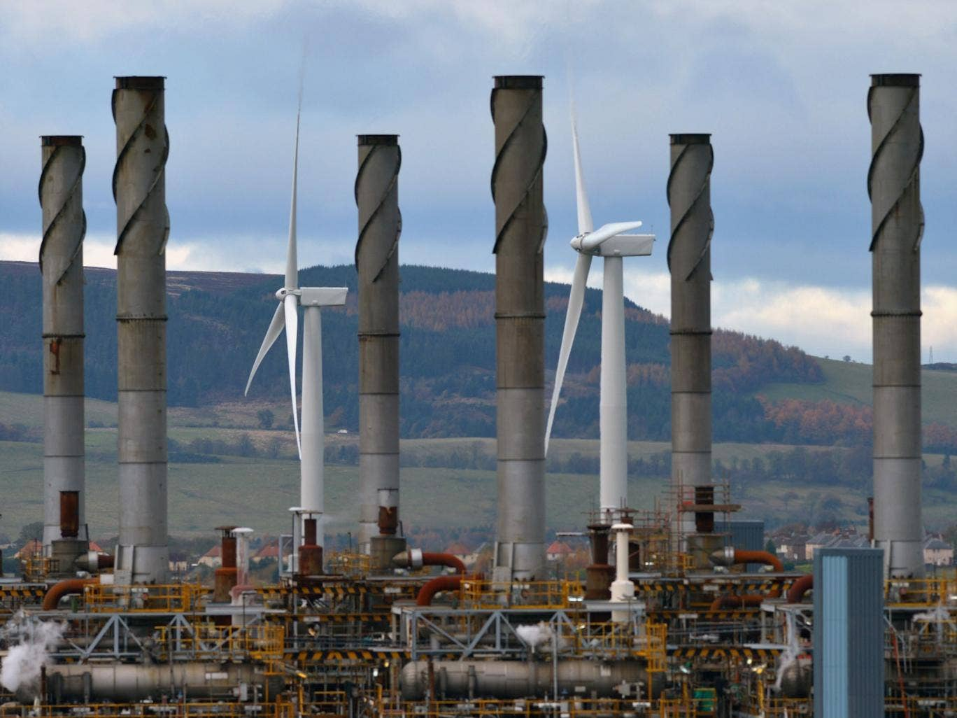 Comments by the Energy Secretary Owen Paterson that wind farms were inappropriate technology have alarmed some Tory MPs