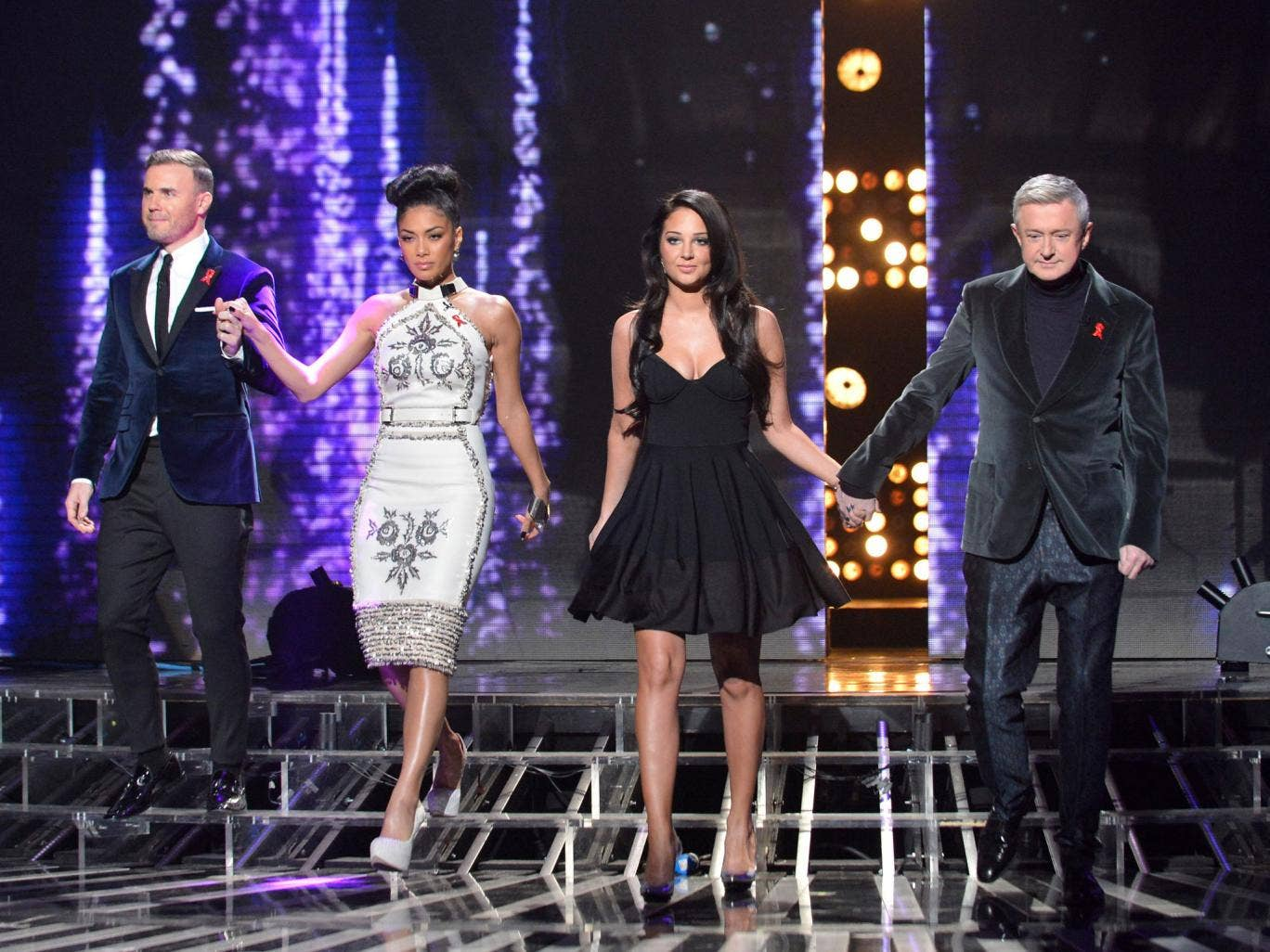 The B team: ITV has not been able to successfully replace Simon Cowell in the judges' line-up
