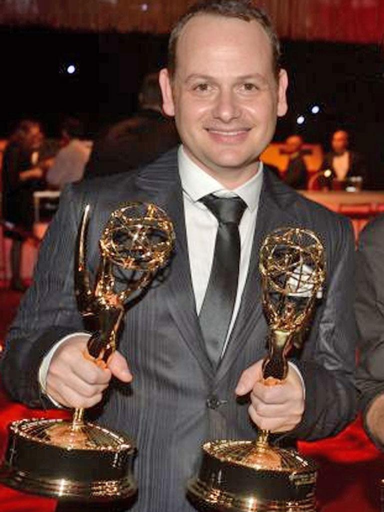 The creator of hit TV drama Homeland Gideon Raff has condemns MoD for running a 'crude animal laboratory'