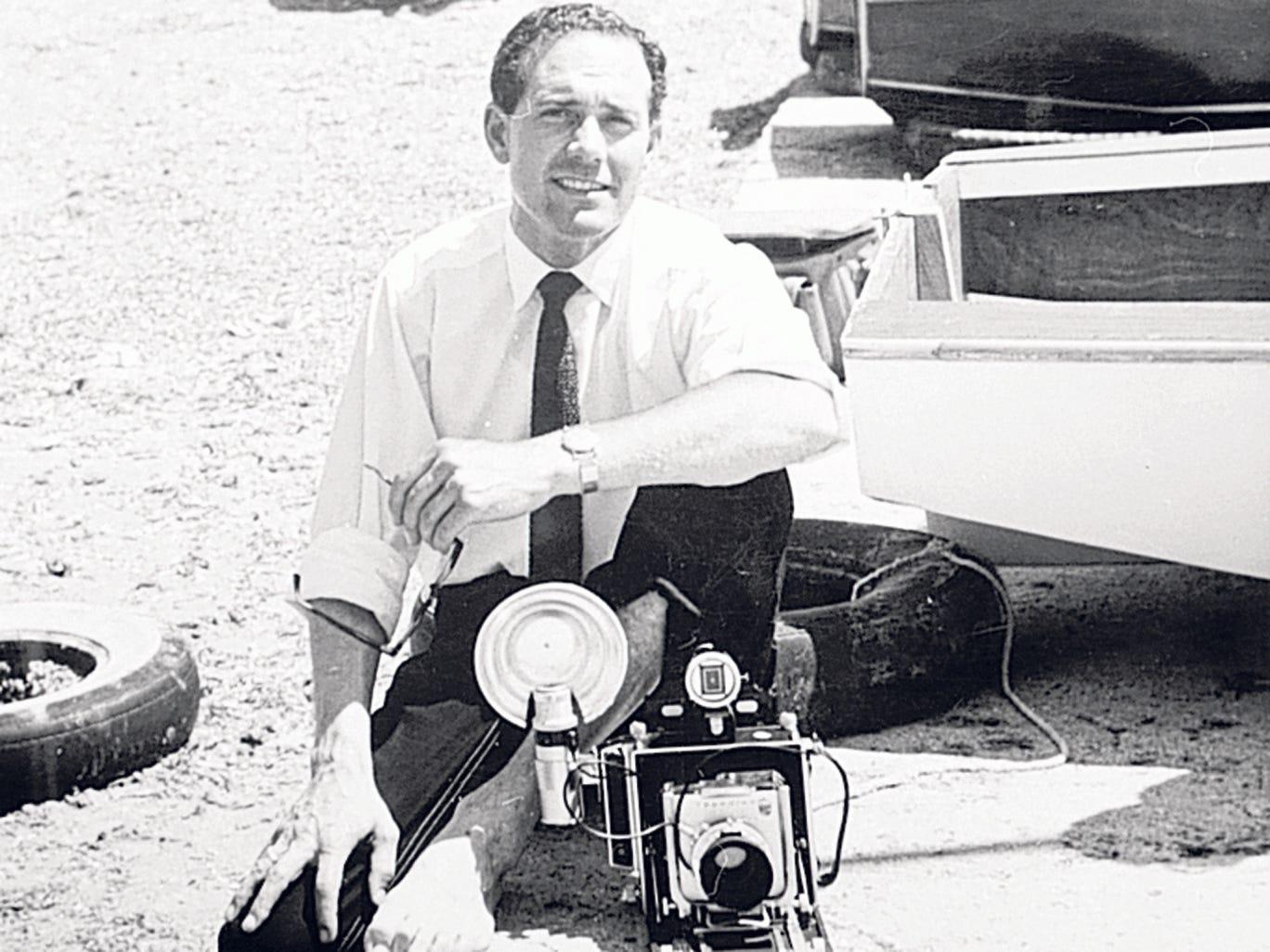 Lucas in 1958