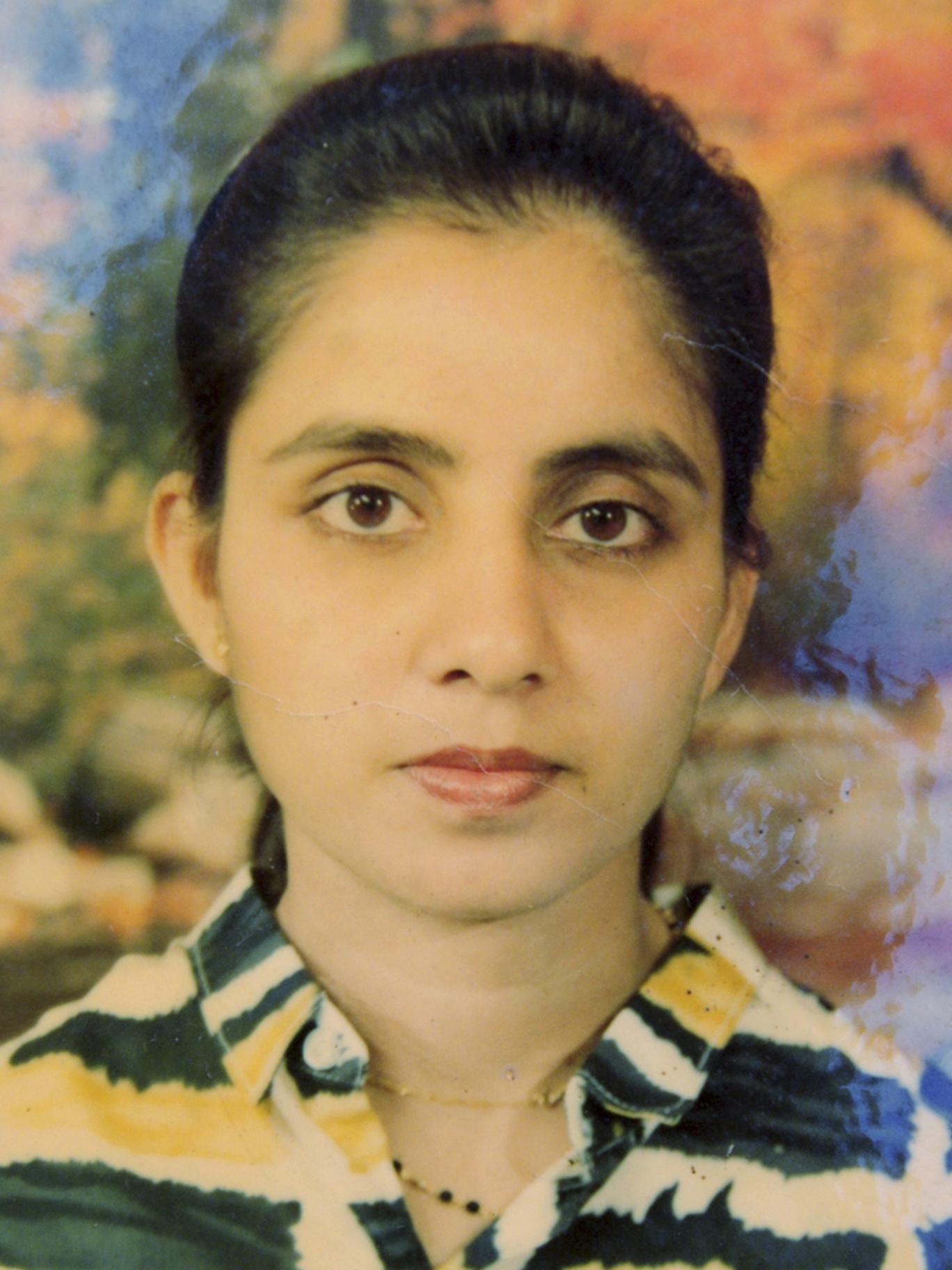 Nurse Jacintha Saldanha