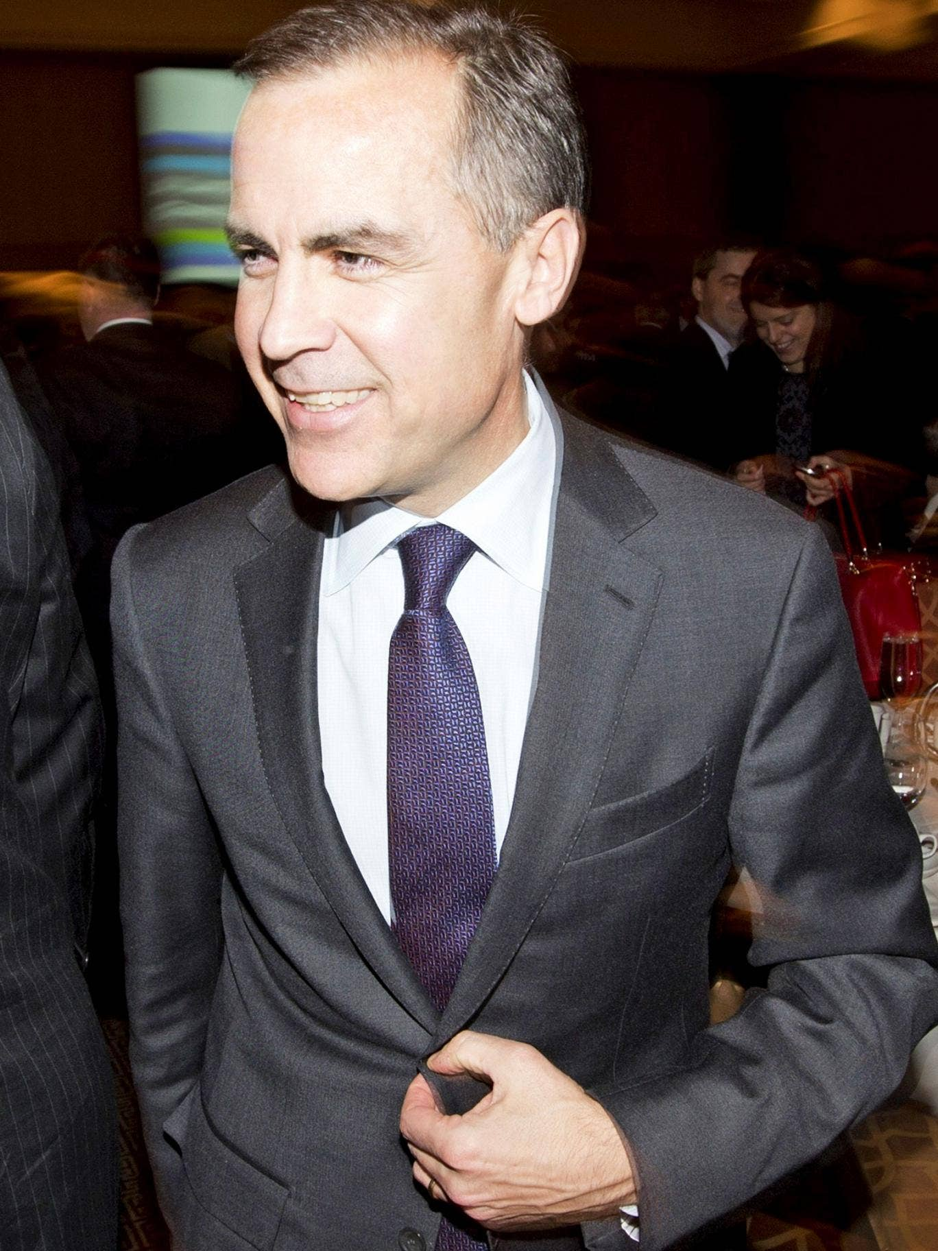 Mark Carney, the Bank of England's next Governor