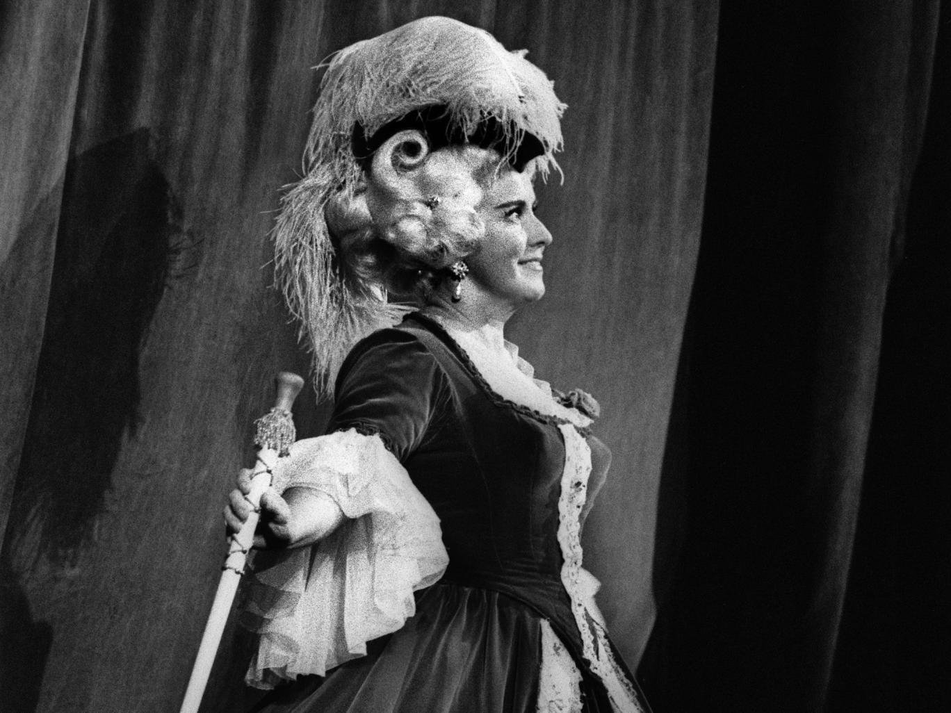A limpid and silver-toned voice: Della Casa in Zurich in 1973