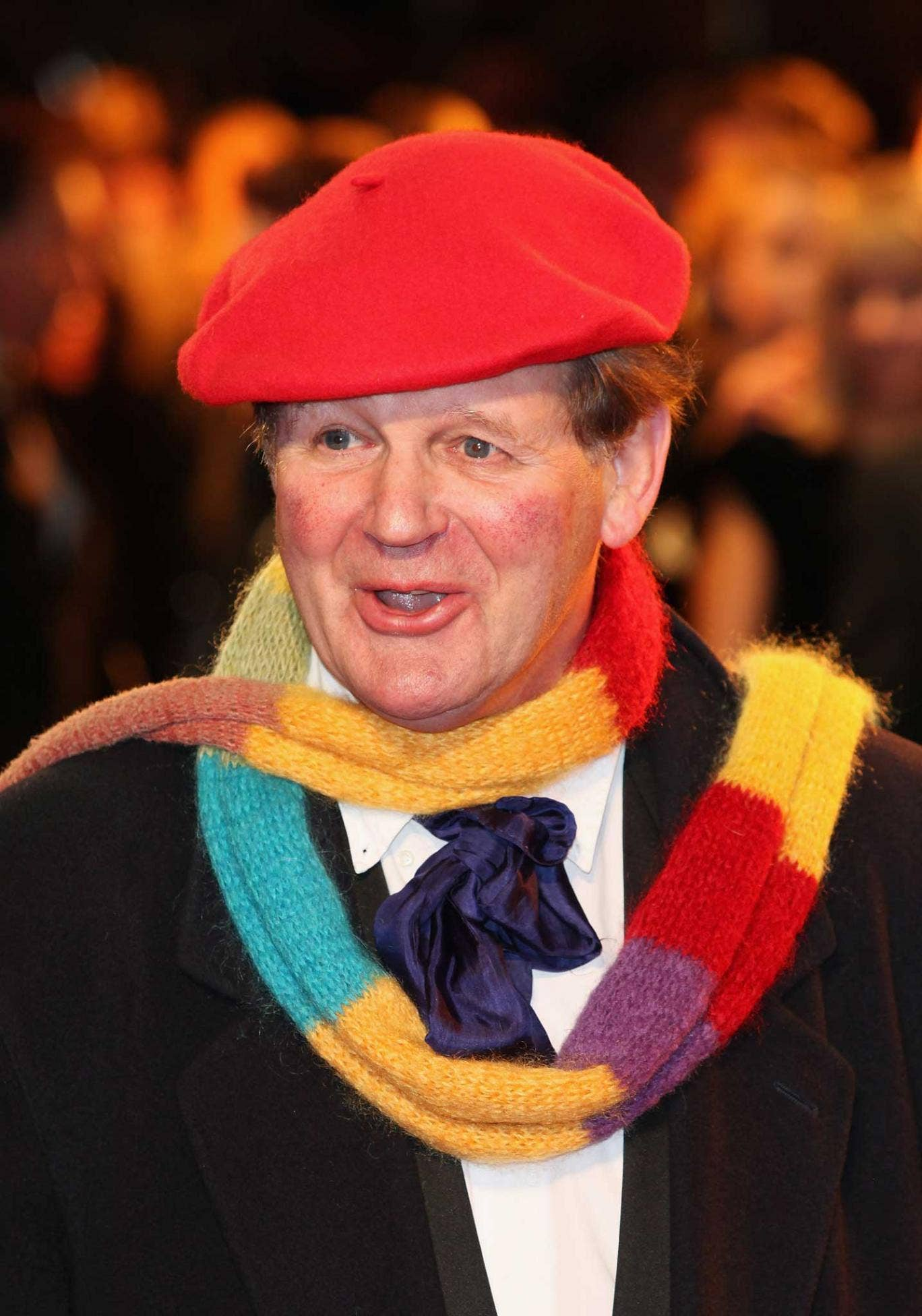 Morpurgo says: 'I live more easily in someone else's skin than in my own.'