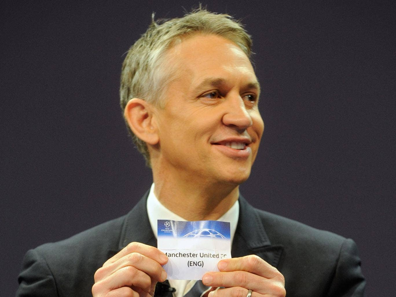 """<b>Gary Lineker</b> gives his opinion on FIFA's rankings system: """"England are up to 3rd in FIFA world rankings. Perhaps they looked at GB on the Olympics medal table and got confused."""""""