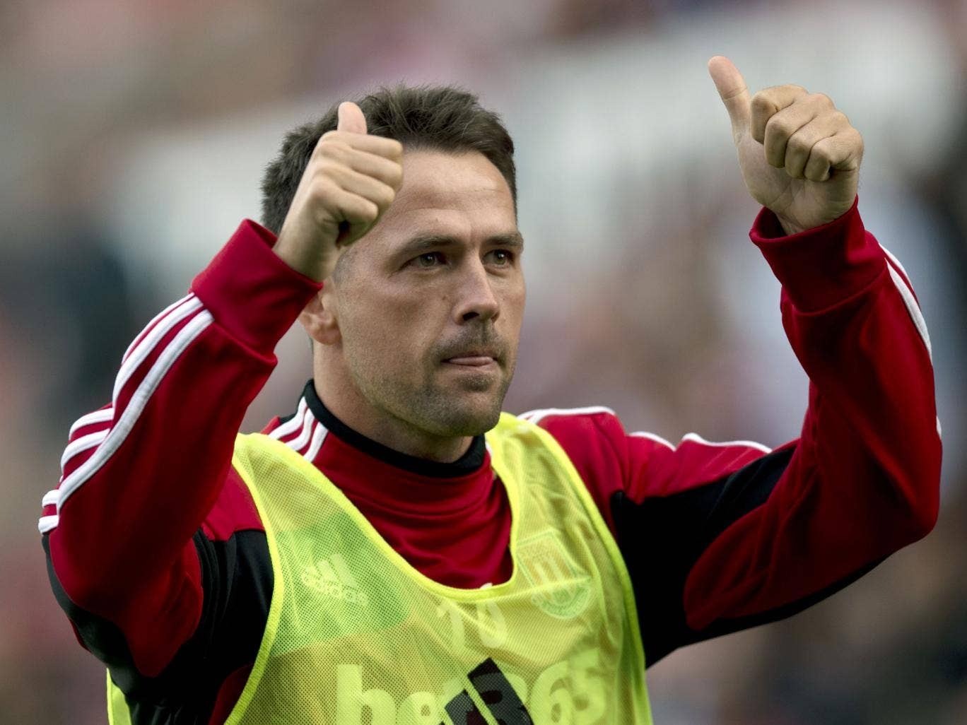 """<b>Michael Owen's</b> search for a new club gets a bit desperate:<br/> """"Having a 5 a side tonight with my mates. If any scouts fancy popping down to assess my form they are welcome!!!"""""""