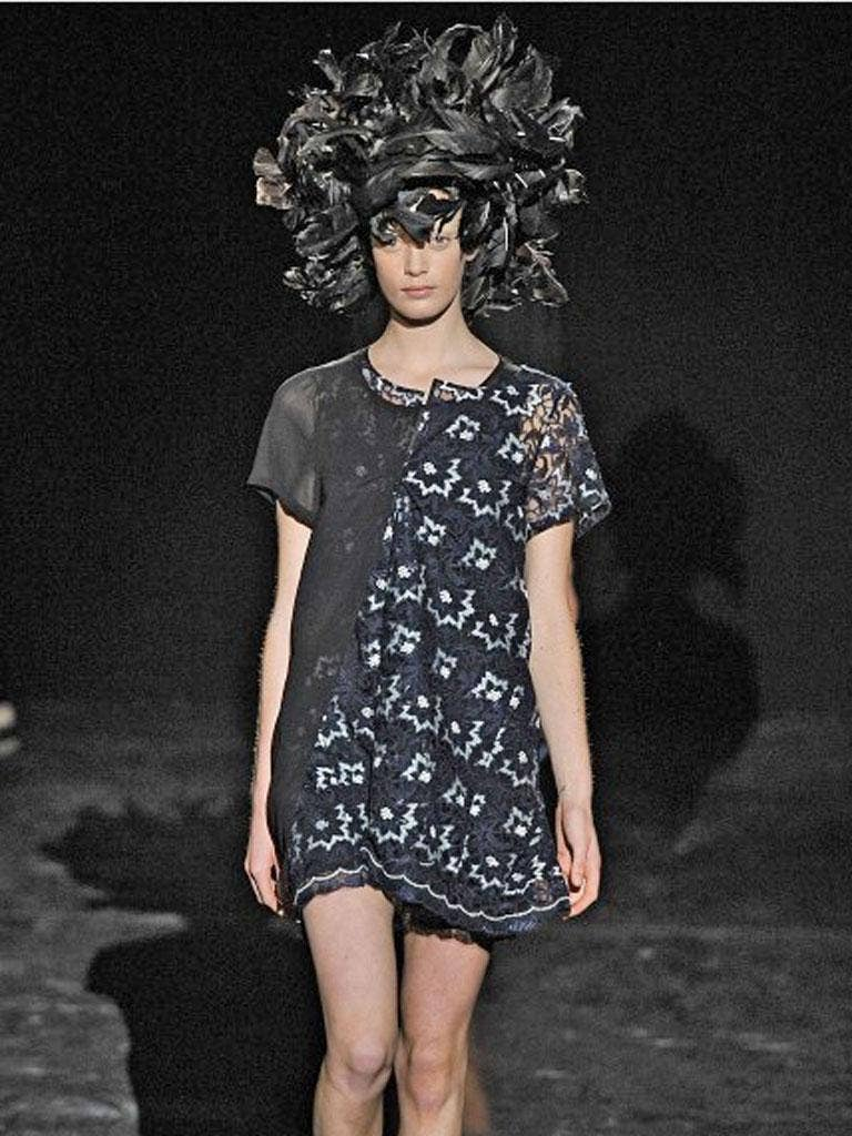 Junya Watanabe Spring Summer 2012, Paris Fashion Week