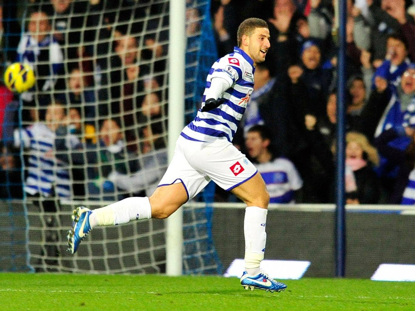 Adel Taarabt sets Queens Park Rangers on their way to victory
