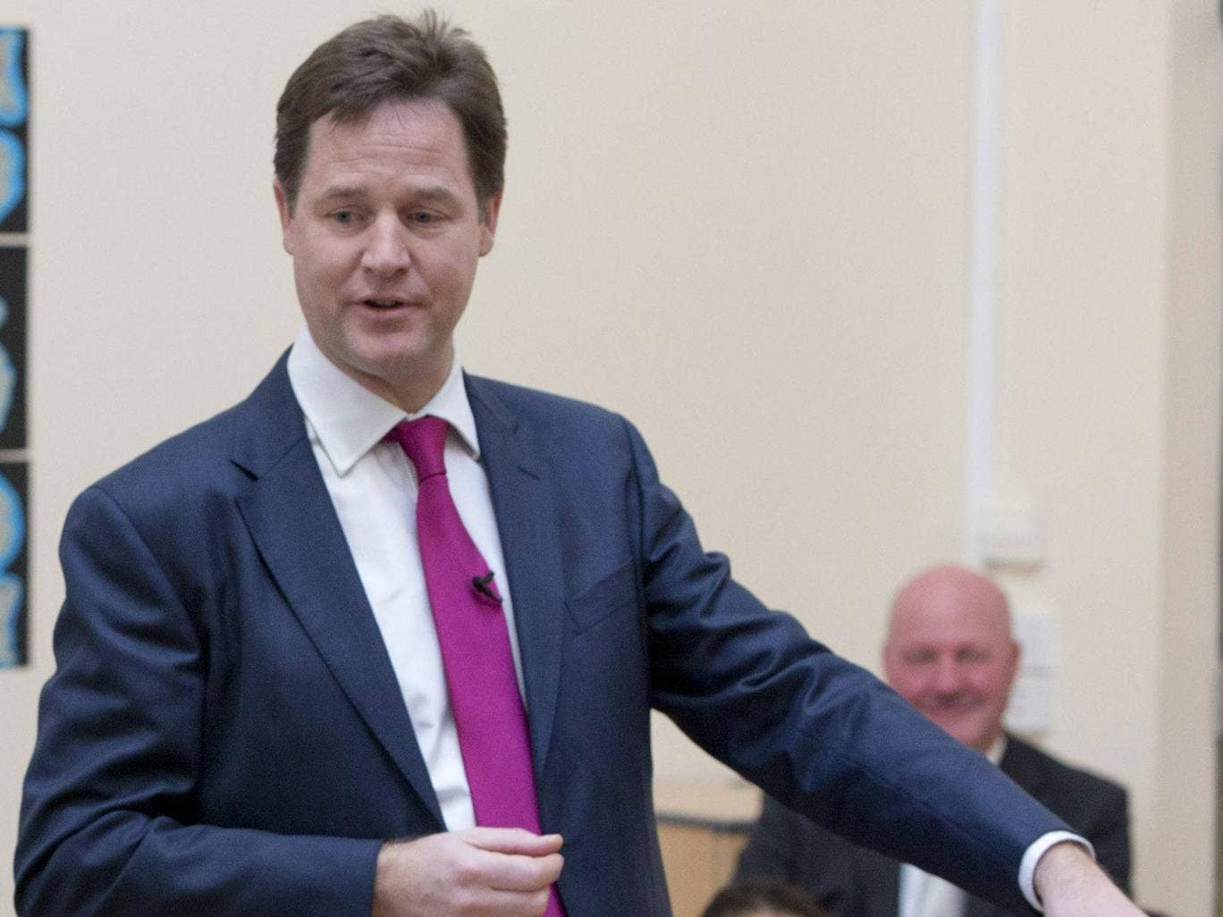 John Rentoul: 'Clegg has to look for what he might call niche demographics – on an industrial scale'