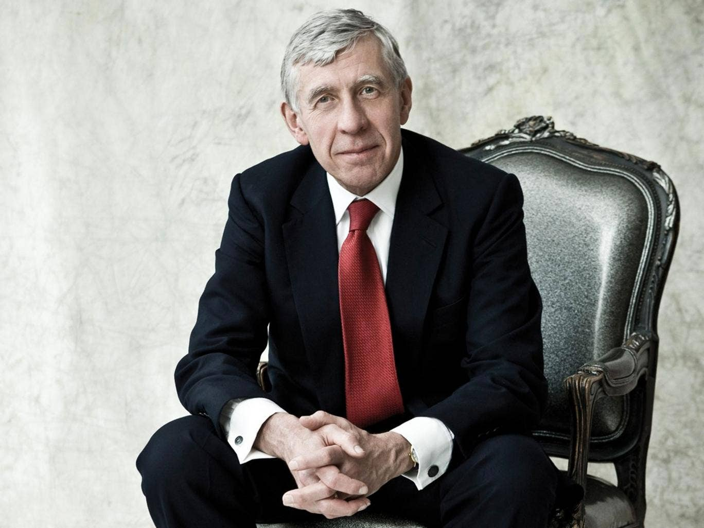 Jack Straw: Served 13 years in the Cabinet and has an ear for an anecdote