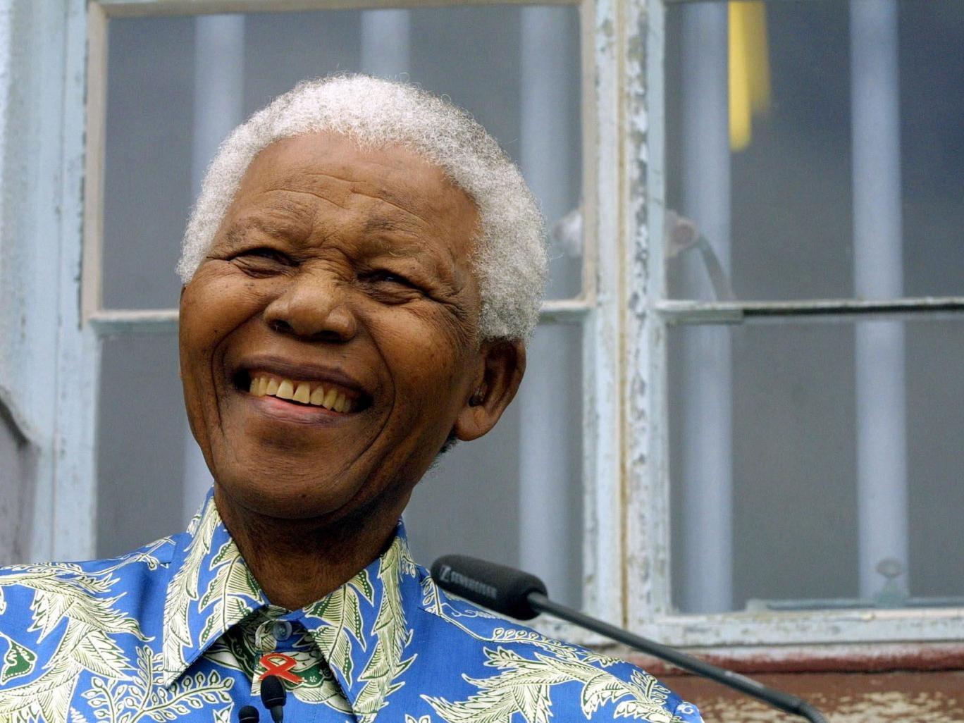 Health fears: Nelson Mandela