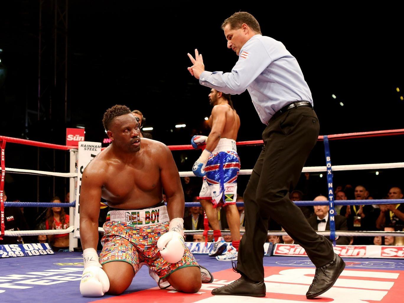 Dereck Chisora: The boxer who threatened to shoot David Haye