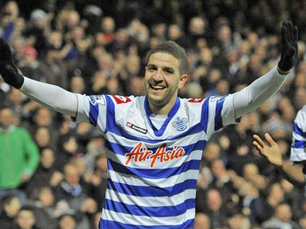 Adel Taarabt: He used to nutmeg the same player four or five times, recalled Traoré