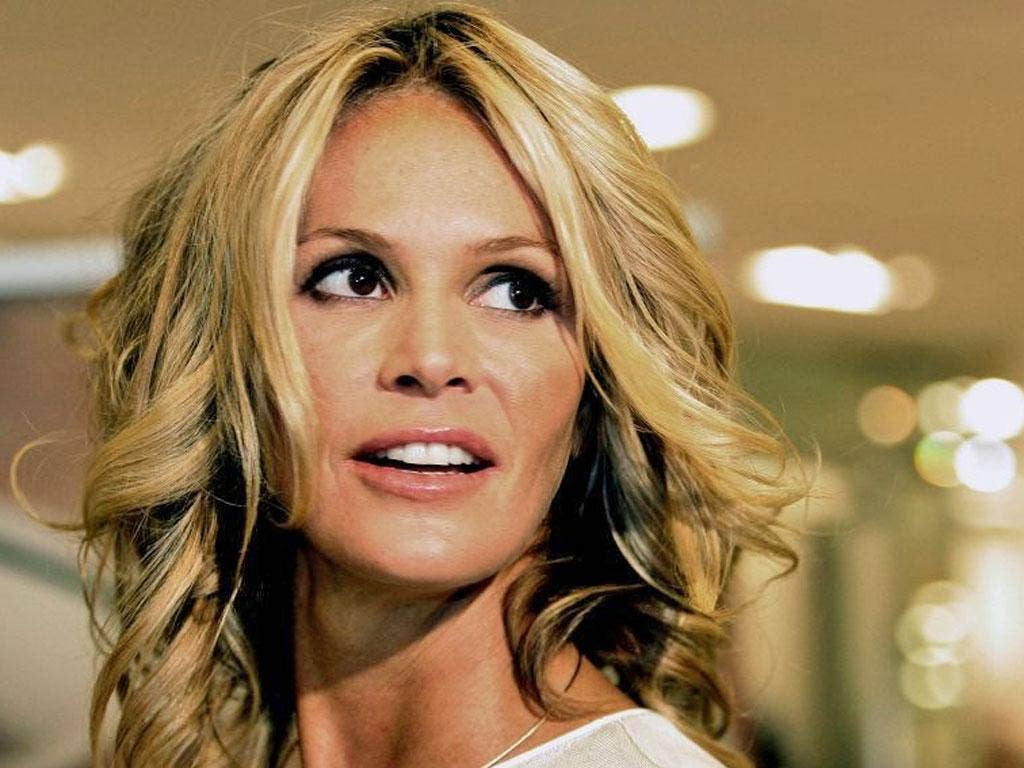 Model Elle Macpherson will answer key questions on phone hacking