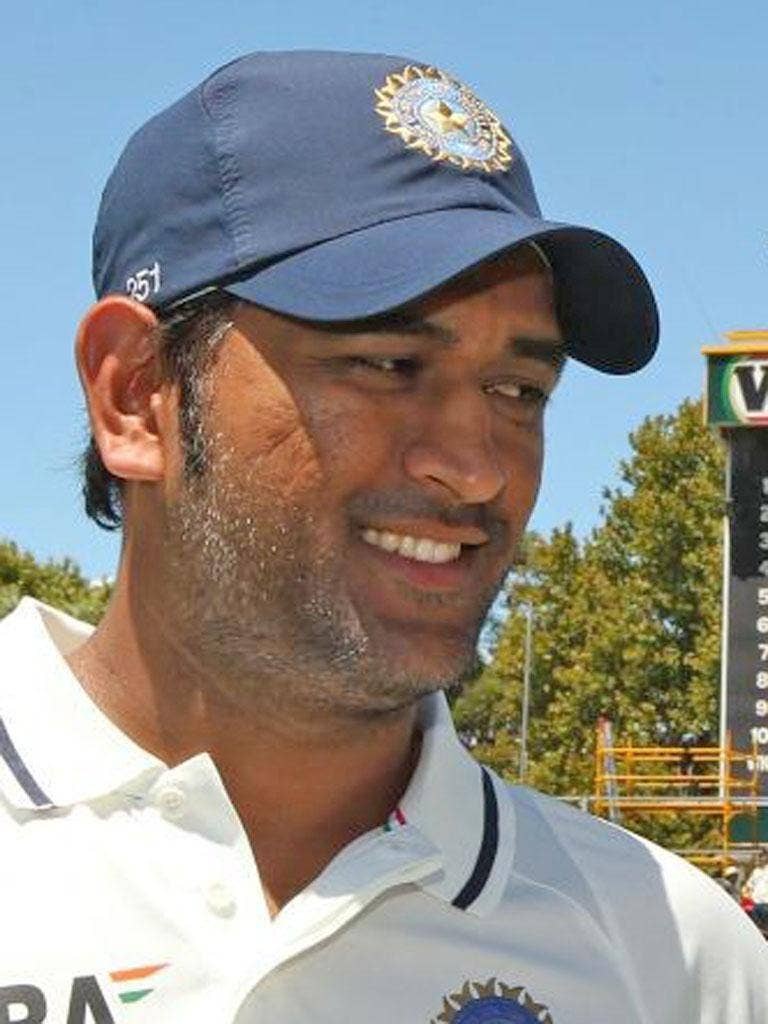 M S DHONI: India's captain admits it is hard to replace his nation's 'golden generation'