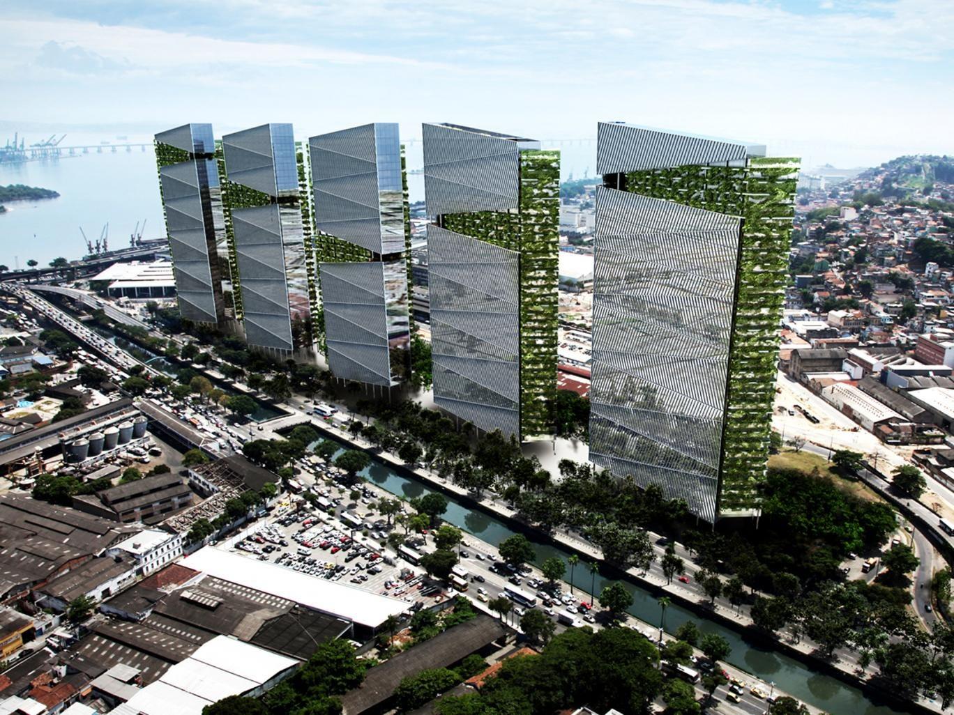 How Donald Trump's Rio venture will look
