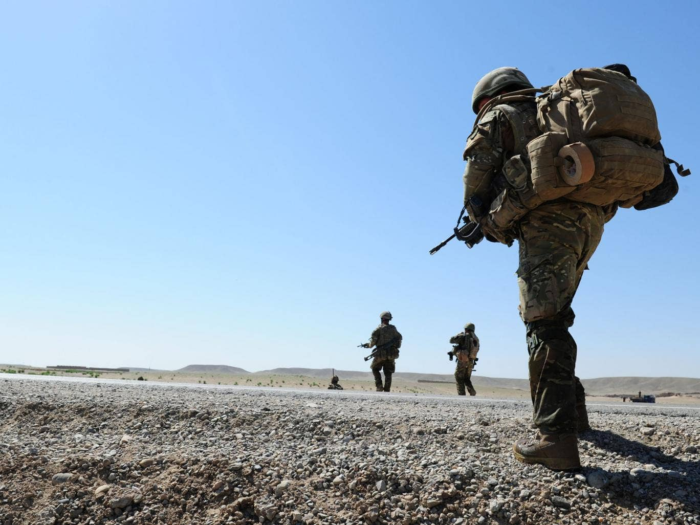Afghanistan: Green on blue attacks may have personal motives