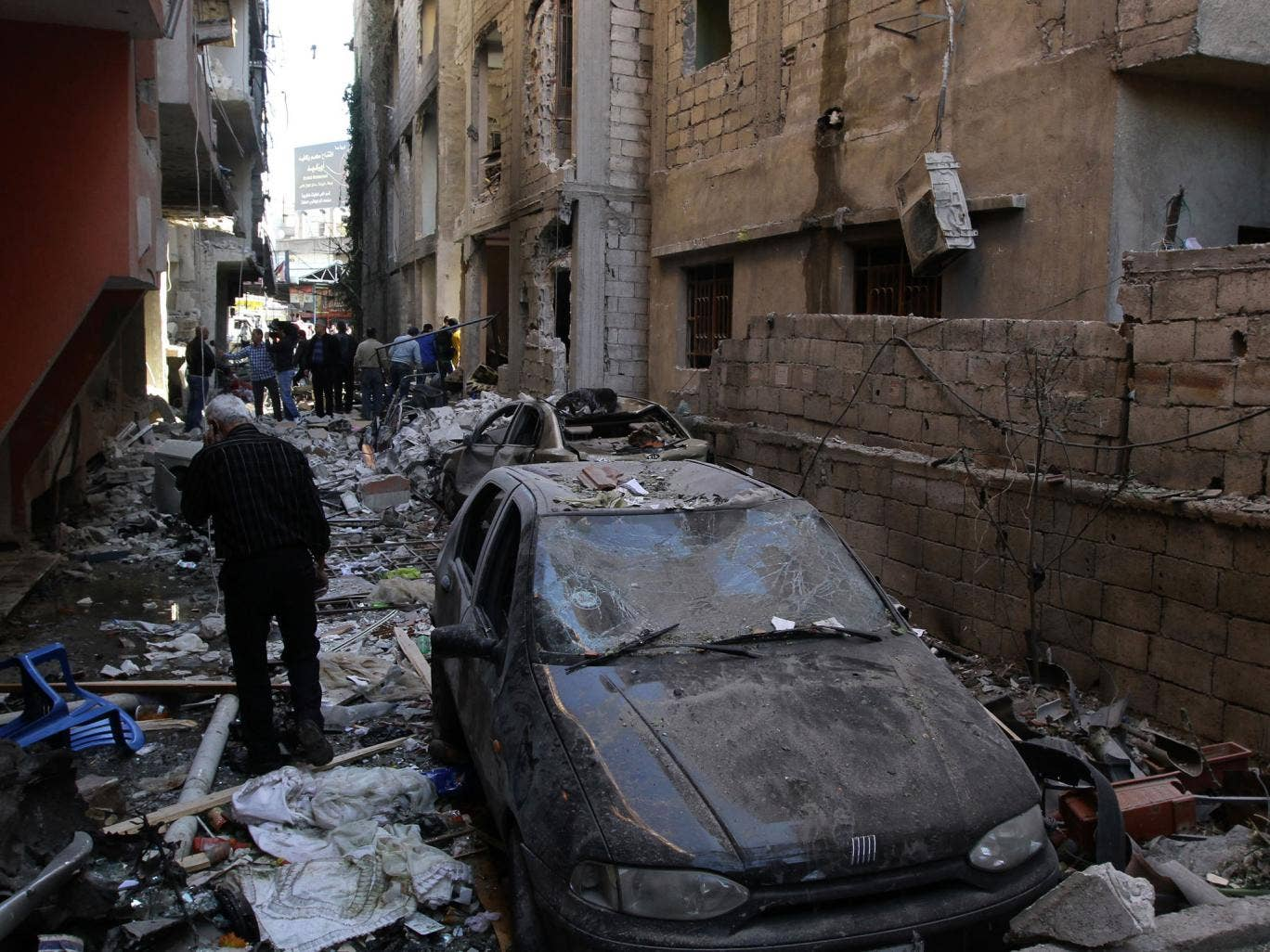 A UN panel suggests the Syrian conflict is devolving into a Sectarian battle