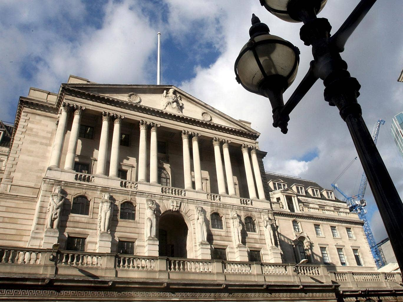 The Bank of England must be given legal authority to break up banks that misbehave, the Chancellor has been told