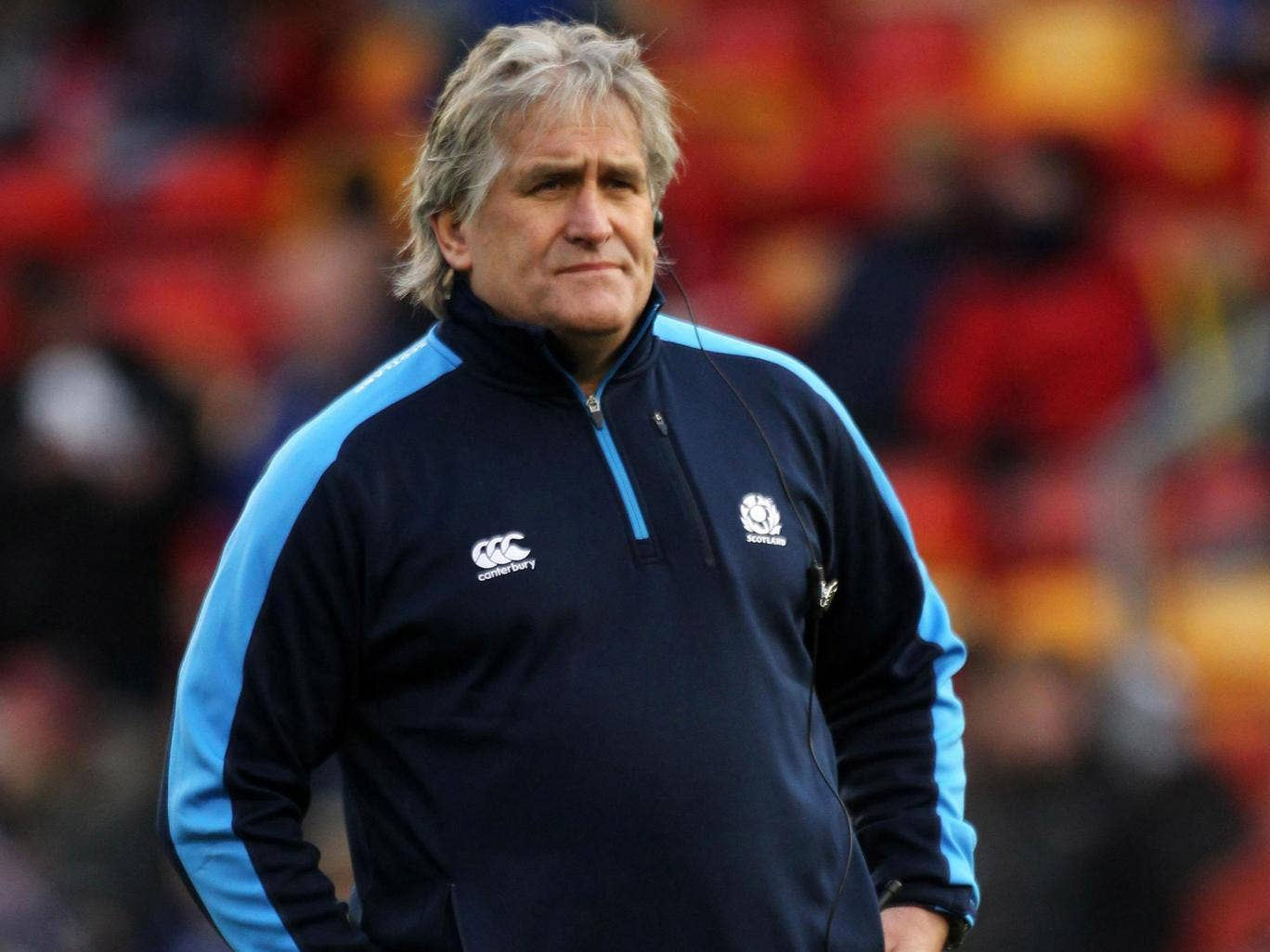 Scott Johnson failed to win a match when in charge of Wales in 2006