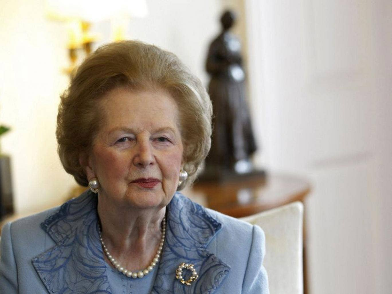 Baroness Thatcher was not well enough to join the Queen for a lunch with former and serving prime ministers as part of the Diamond Jubilee this summer