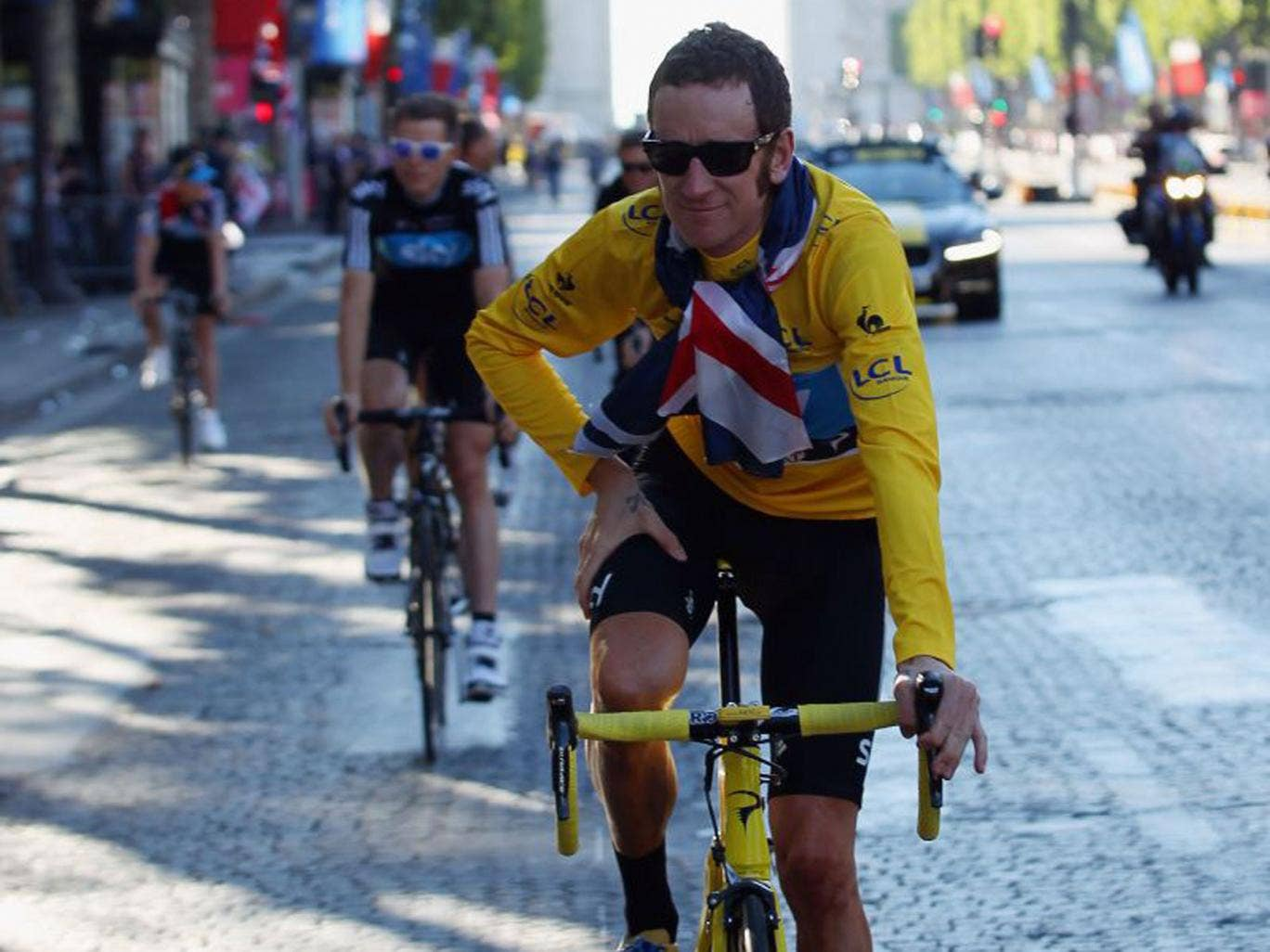 "When someone like Sir Chris Hoy describes Bradley Wiggins' Tour de France win ""as a one-off sporting achievement, the greatest thing we have ever seen from a British competitor"" the implications of what Wiggins did this summer become clear."