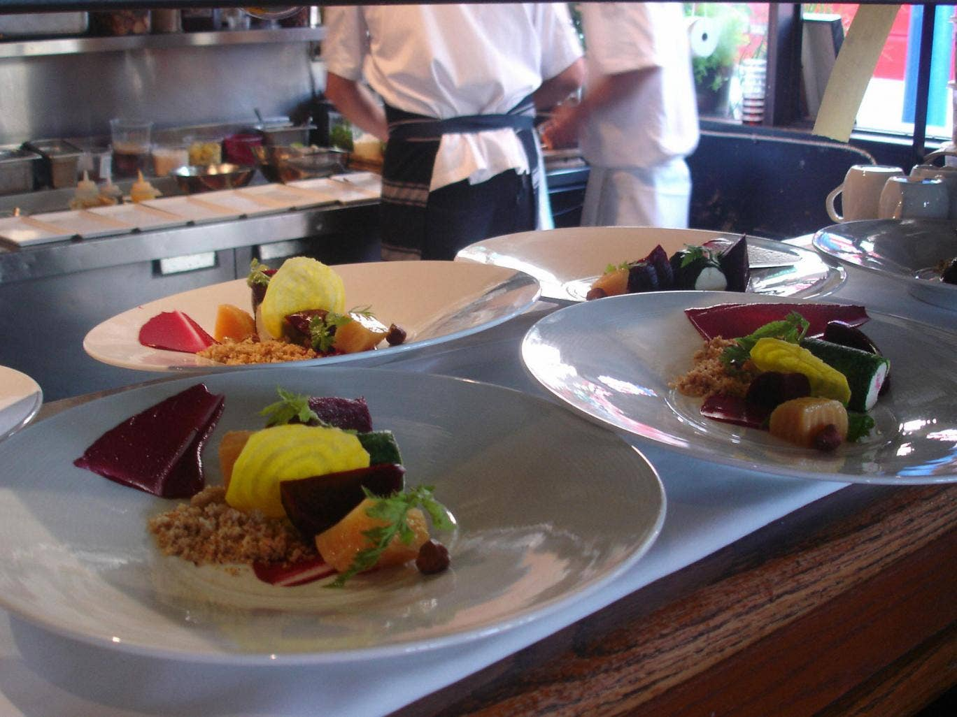 Carry on dining: seasonal indulgence continues
