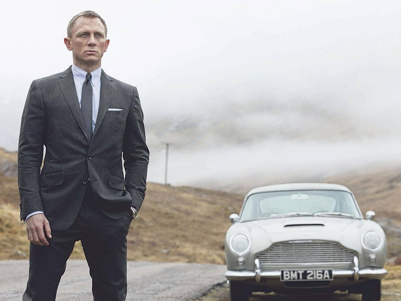 Skyfall was released in October 2012 in celebration of the 50th anniversary of the Bond franchise, but which 007 outing was released for its 40th anniversary in 2002?
