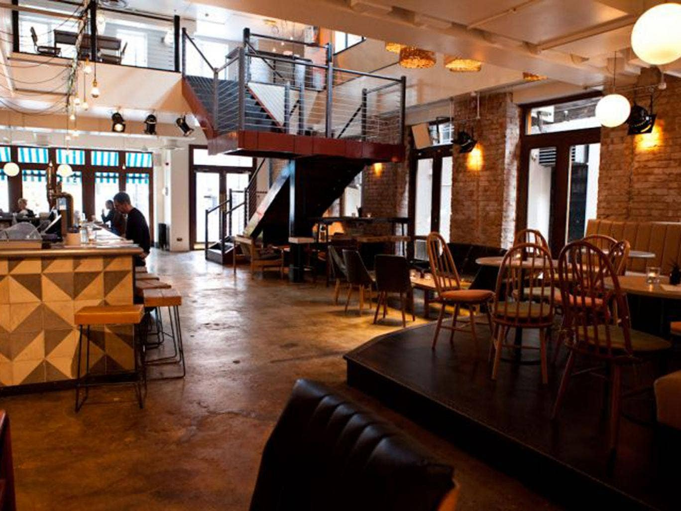 Ben Spalding won rave reviews for his innovative style of cooking at John Salt