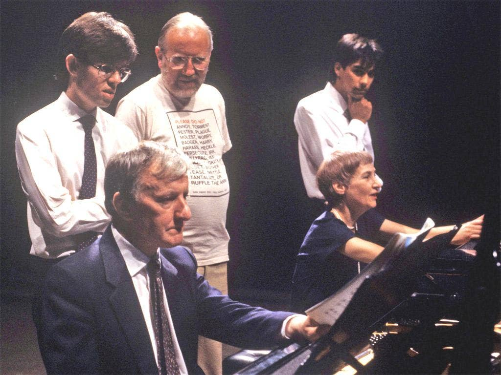 He juggled the various strands of his musicality: Bennett on the 1986 ITV programme 'Crossover'