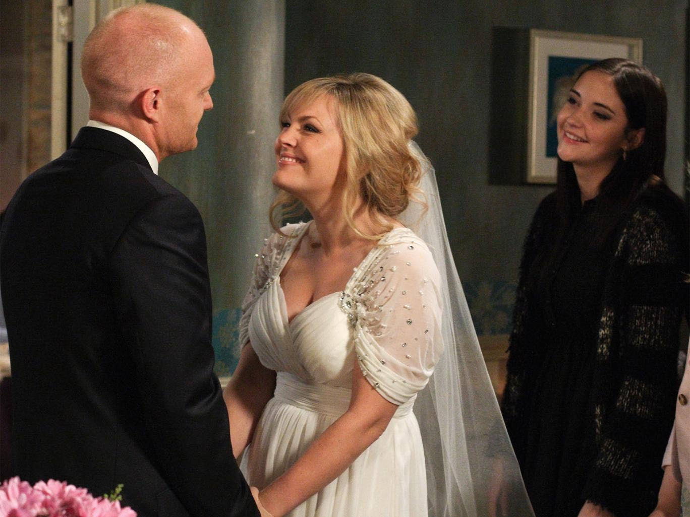EastEnders pulled in 9.4m viewers on Christmas Day