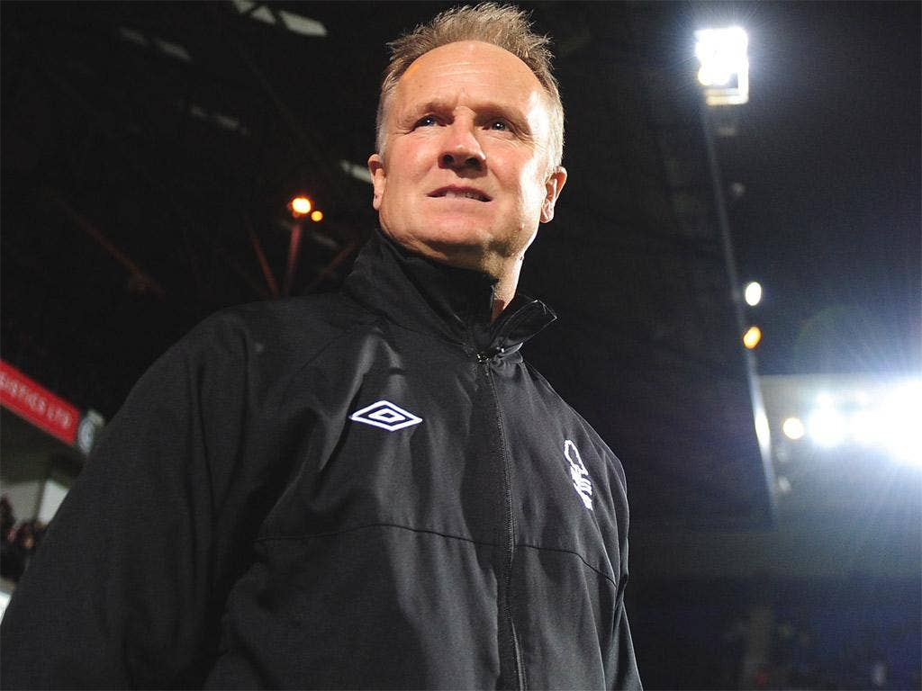 Sean O'Driscoll leaves Nottingham Forest in eighth - one point off the play-off places