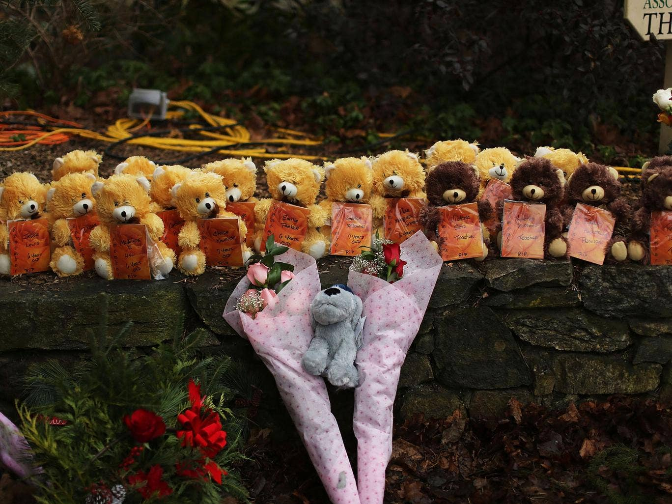 The massacre at Newtown has led to a heated debate about gun ownership in America
