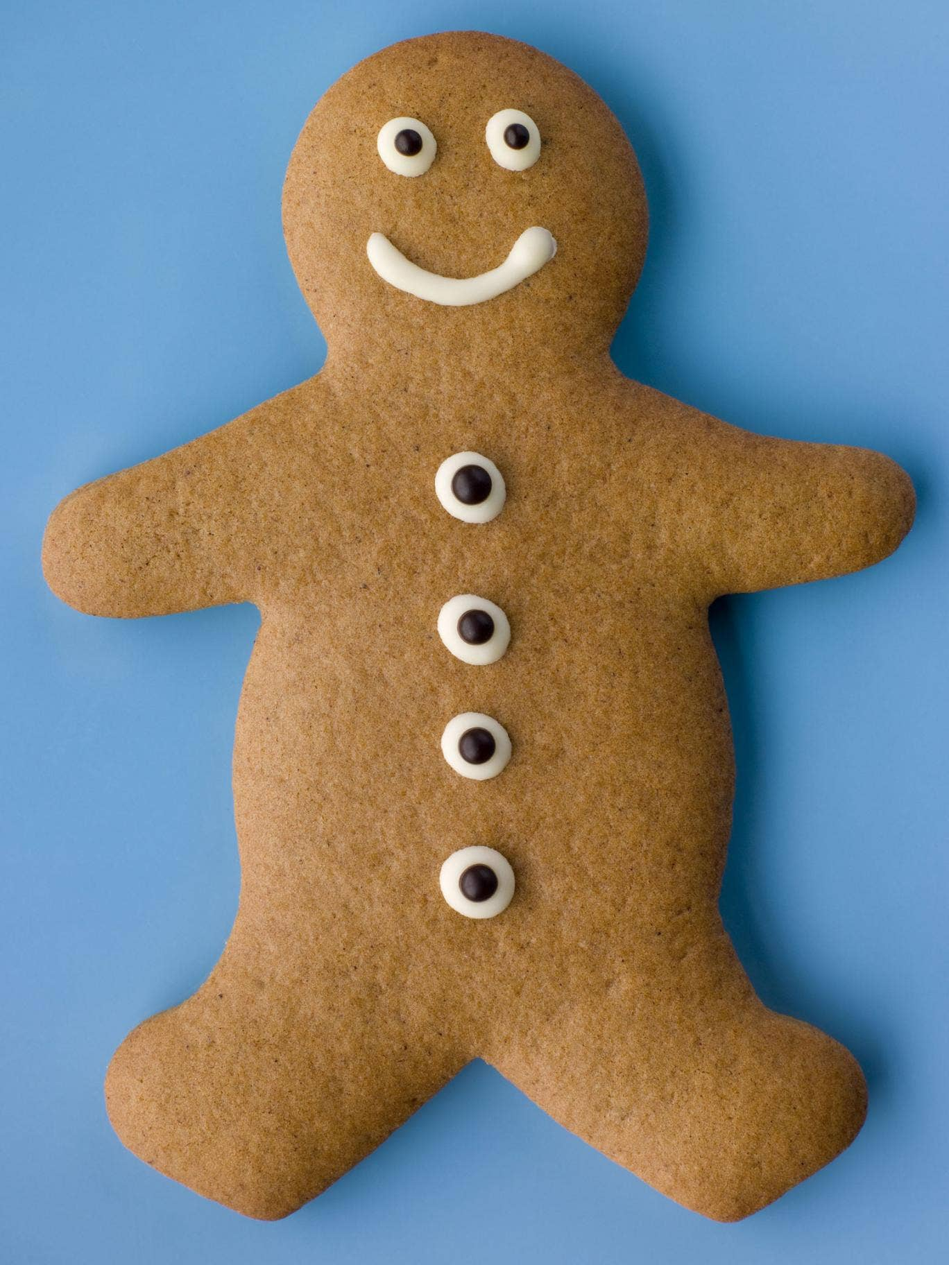 Gingerbread men: The most famous creation from ginger