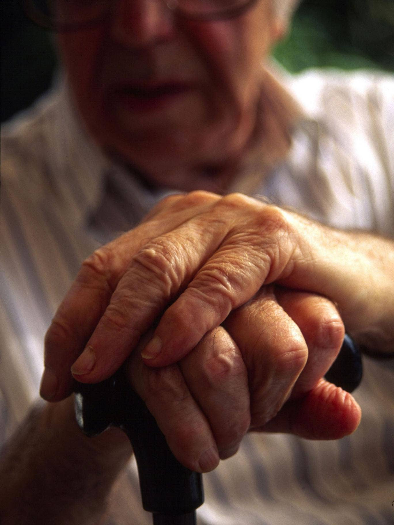 Some say hands can give away a person's age, but a new lifespan tests claims to find out how old you really are